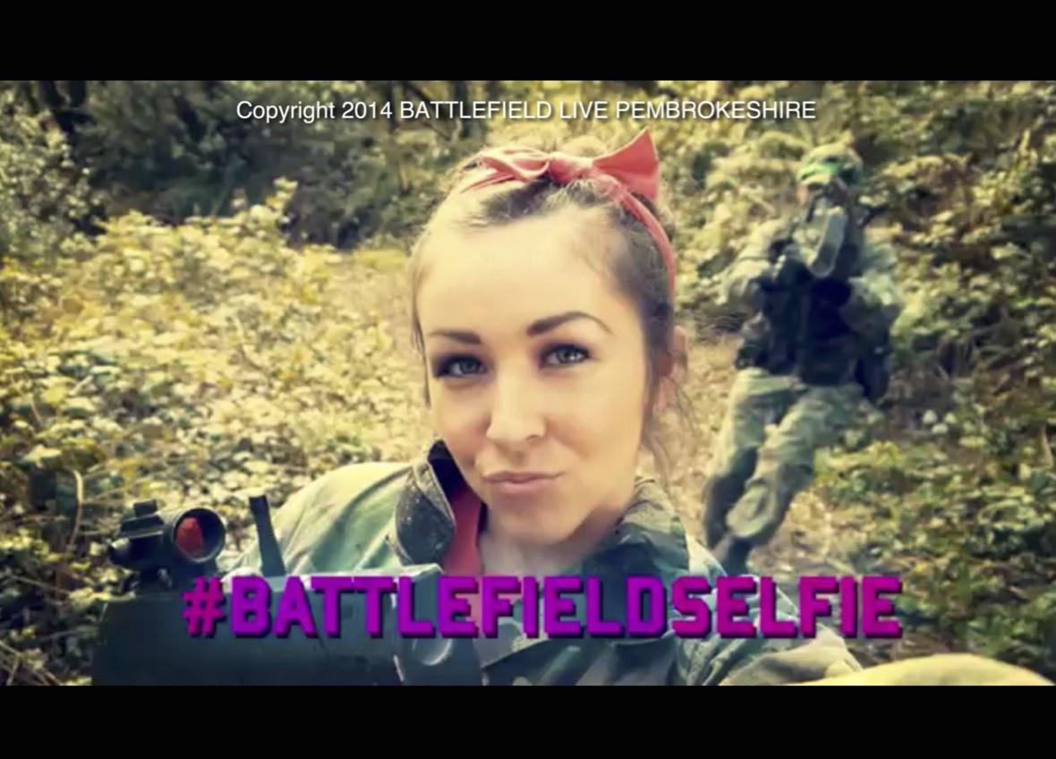 Action & Adventure at Battlefield Live Pembrokeshire Laser Combat